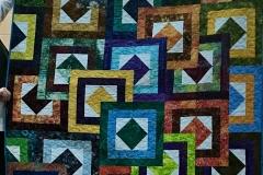 Linda Fichtorn: Calypso Stacks