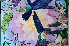 Charlotte Rasmussen: Hummingbird