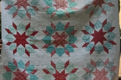 Elaine Stine: Swoon Quilt