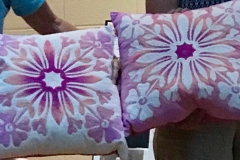 Ellen-Hart_Applique-Pillows