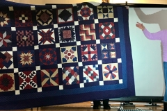 Linda Pettit: Our Minnesota Quilt