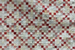 Towona Sherwood: Red & White (front)