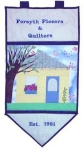 Forsyth Quilt Banner