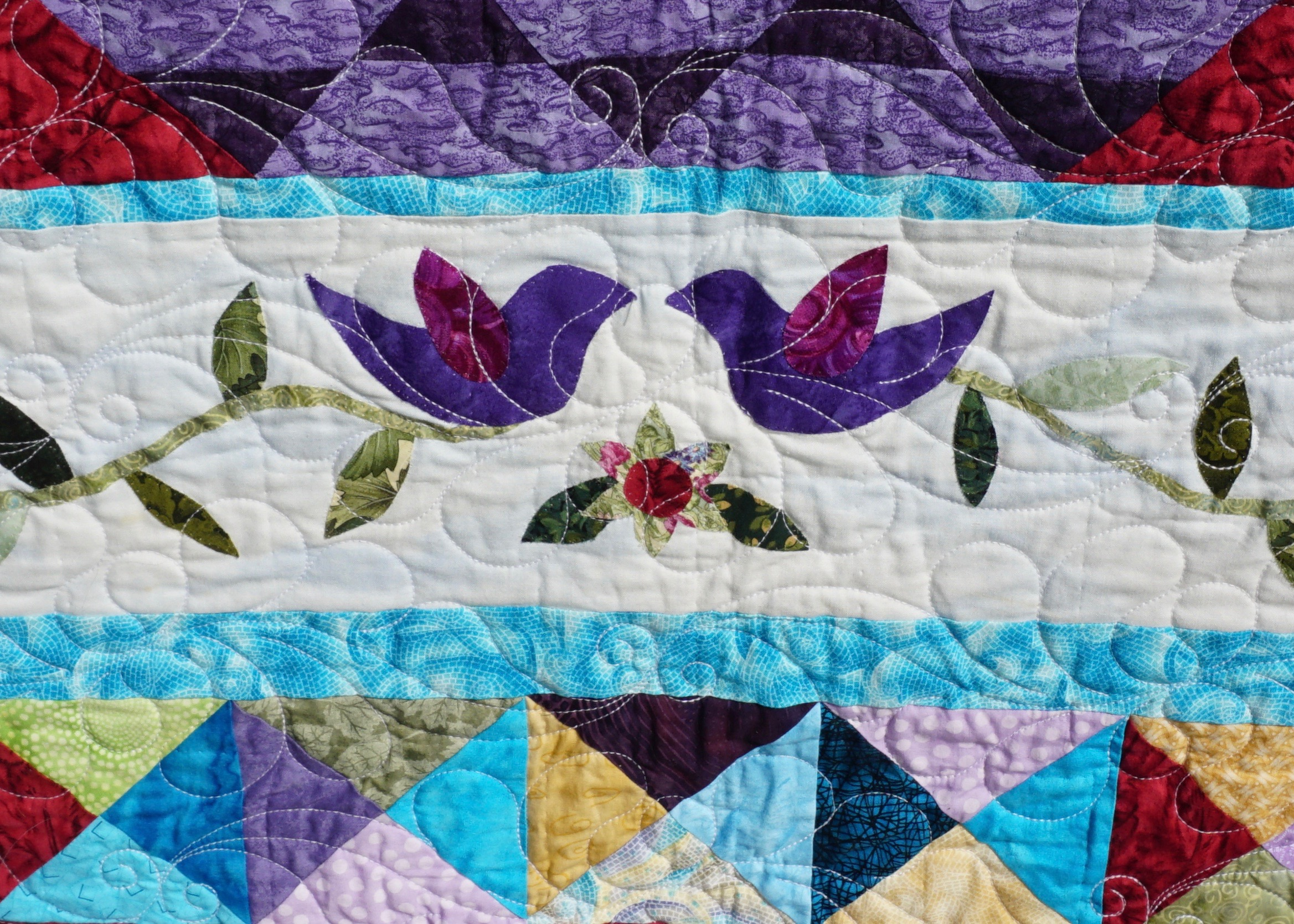 2018 fpqg quilt show winston salem quilts forsyth piecers and